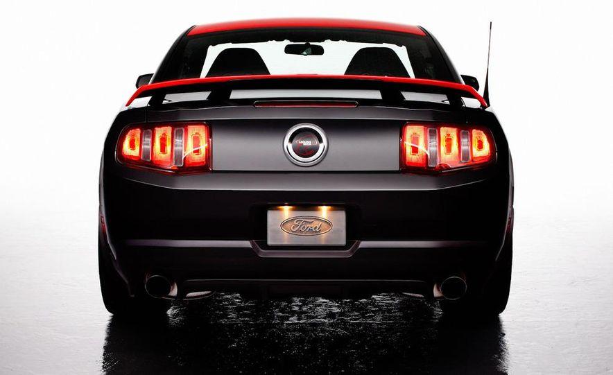 2012 Ford Mustang Boss 302 - Slide 48
