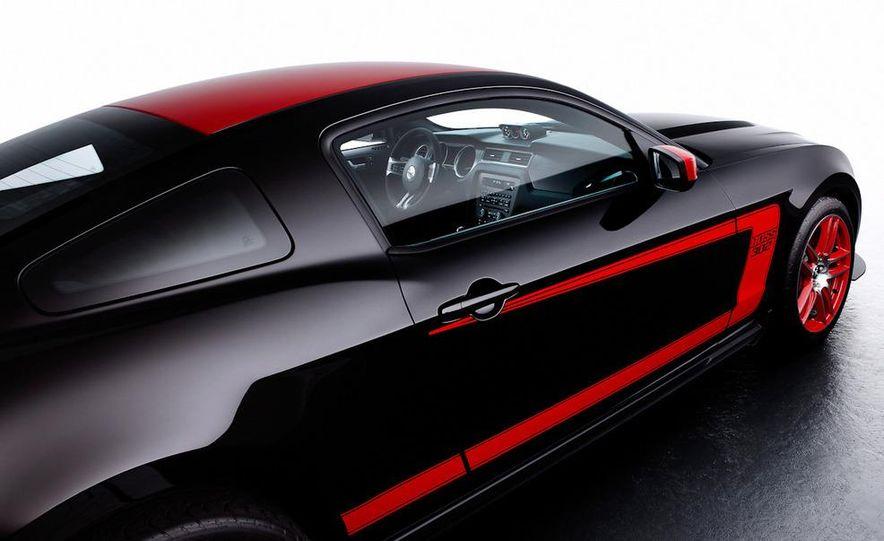 2012 Ford Mustang Boss 302 - Slide 49