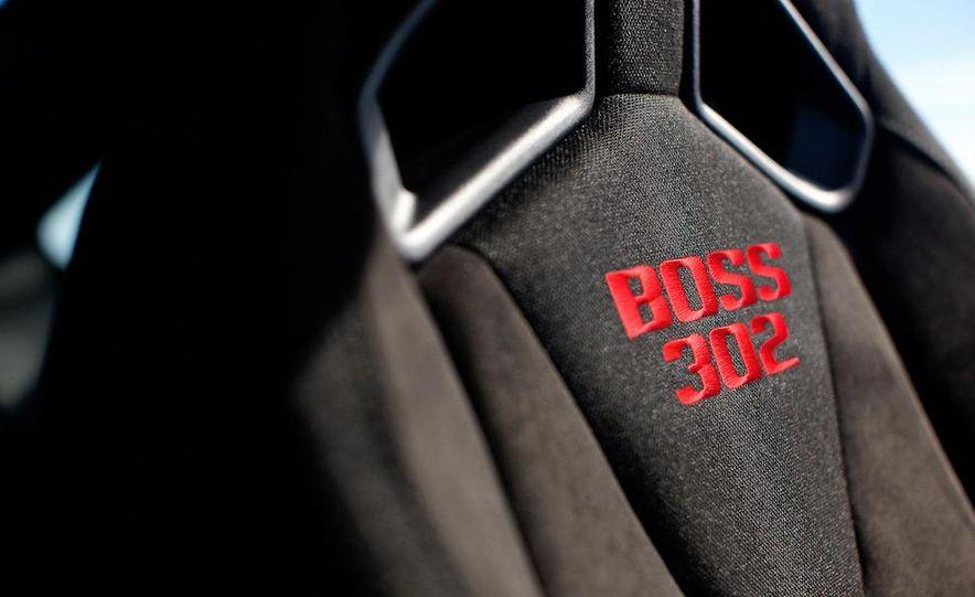 2012 Ford Mustang Boss 302 - Slide 70