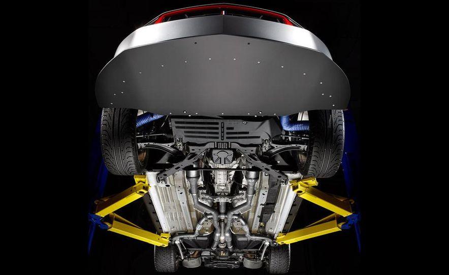 2012 Ford Mustang Boss 302 - Slide 57