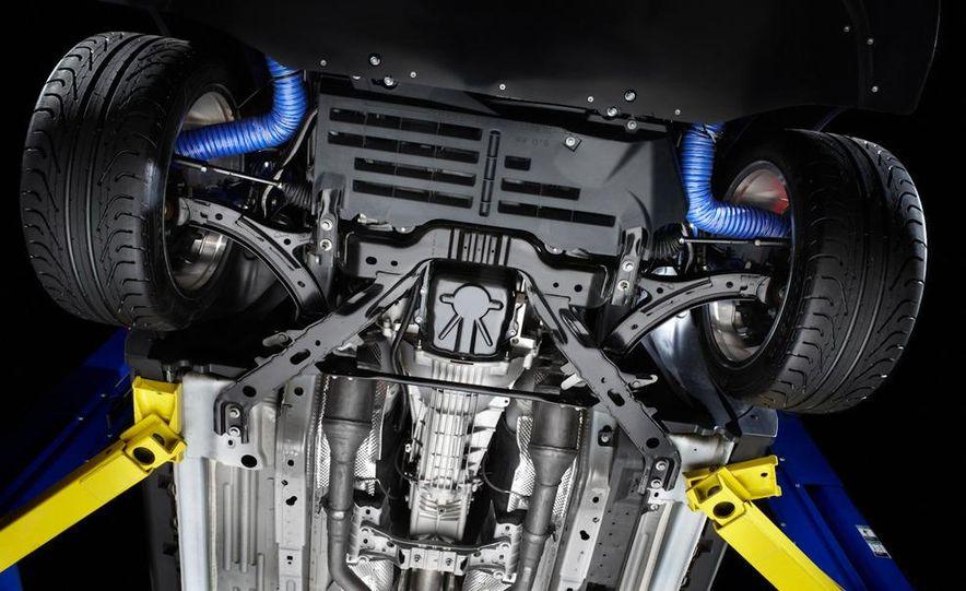 2012 Ford Mustang Boss 302 - Slide 58