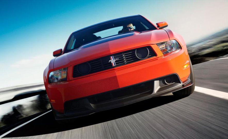 2012 Ford Mustang Boss 302 - Slide 6