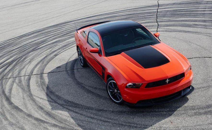2012 Ford Mustang Boss 302 - Slide 11