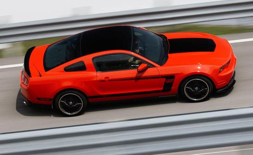 2012 Ford Mustang Boss 302 - Slide 10