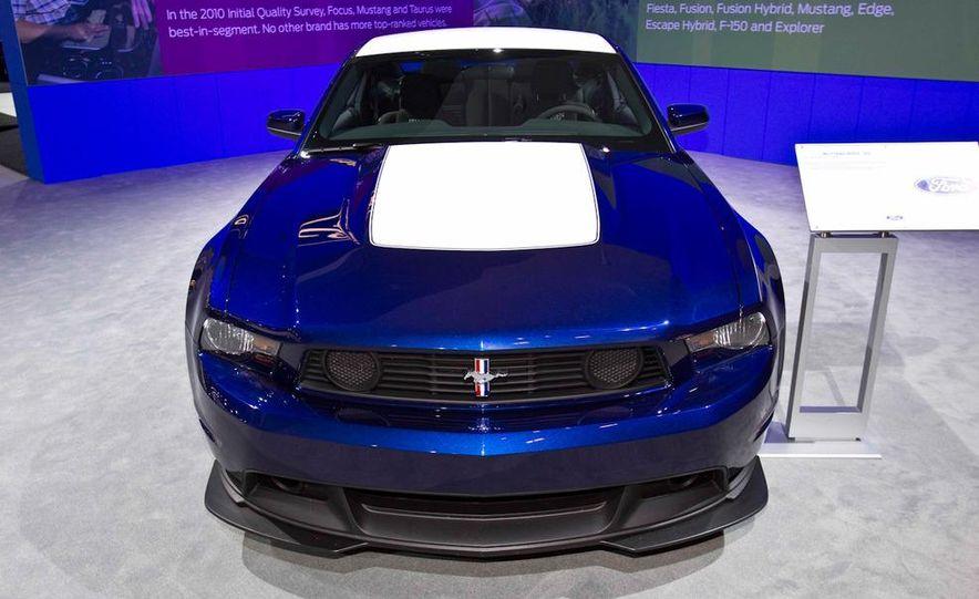 2012 Ford Mustang Boss 302 - Slide 3