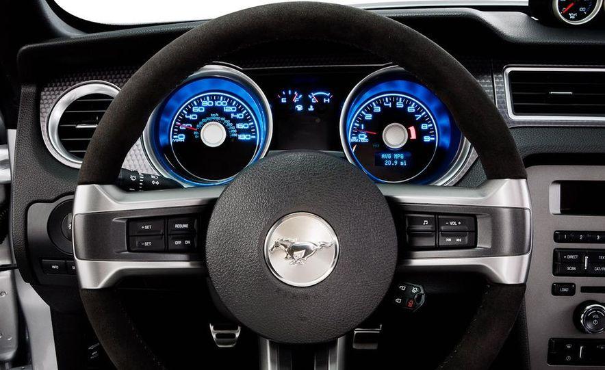 2012 Ford Mustang Boss 302 - Slide 35