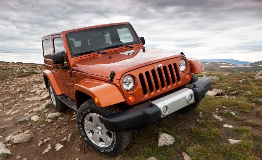 2011 Jeep Wrangler Sahara and Wrangler Unlimited Sahara - Slide 9
