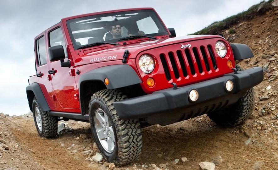 2011 Jeep Wrangler Sahara and Wrangler Unlimited Sahara - Slide 13