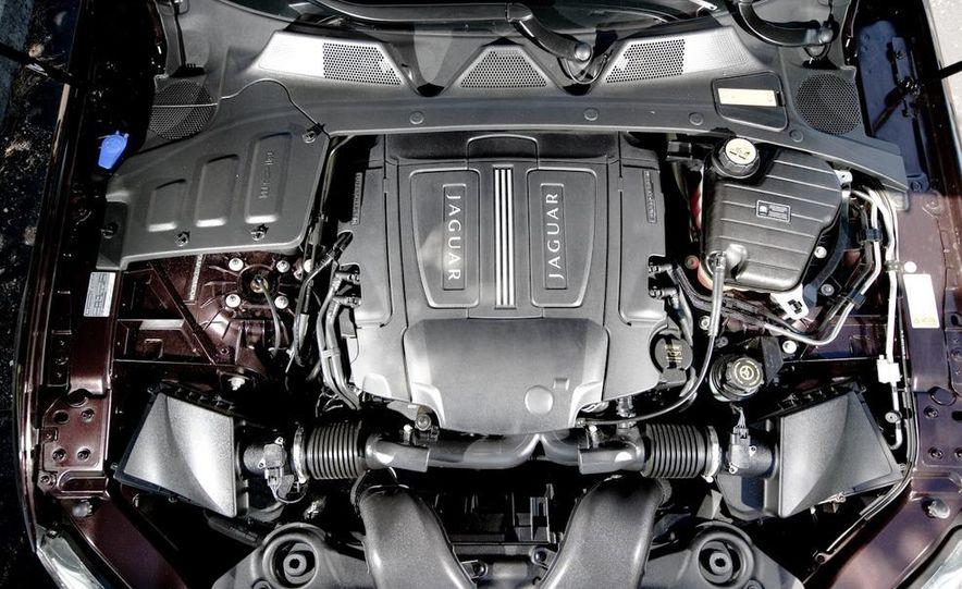 2011 Jaguar XJ Supercharged - Slide 26