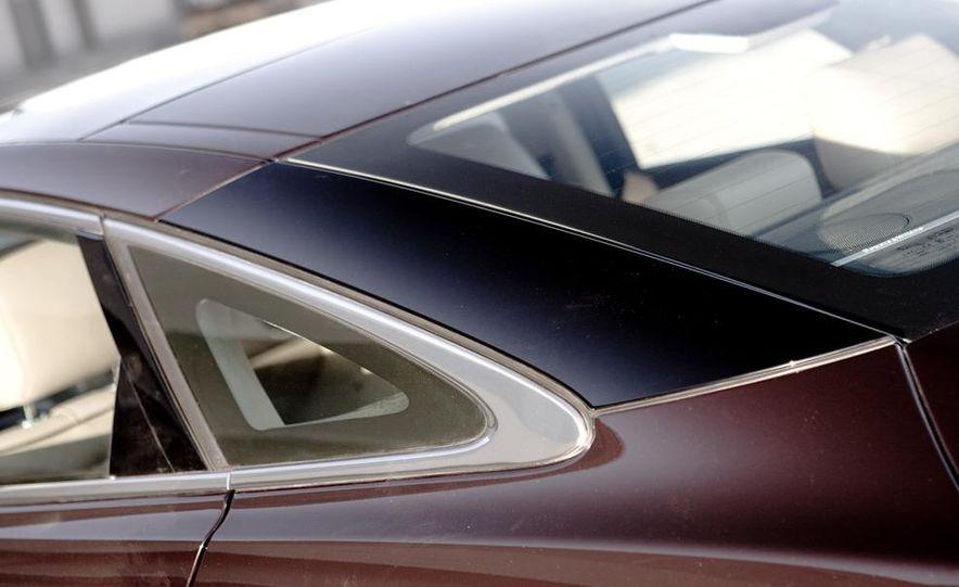 2011 Jaguar XJ Supercharged - Slide 22