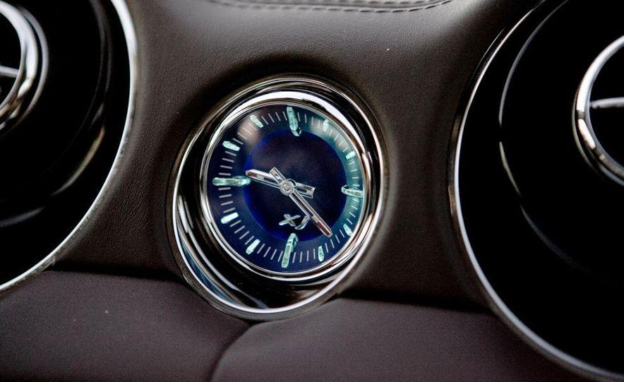 2011 Jaguar XJ Supercharged - Slide 35