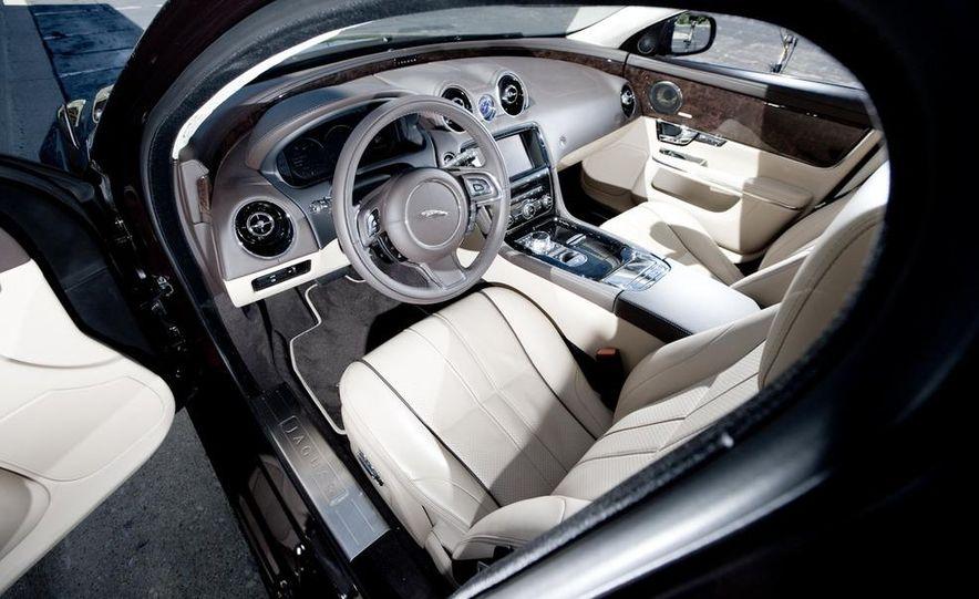 2011 Jaguar XJ Supercharged - Slide 27