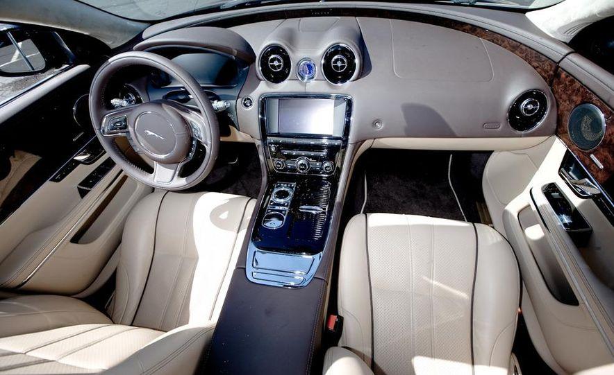 2011 Jaguar XJ Supercharged - Slide 29
