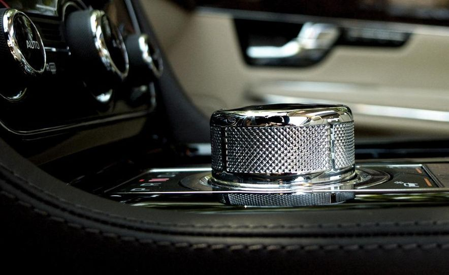 2011 Jaguar XJ Supercharged - Slide 38