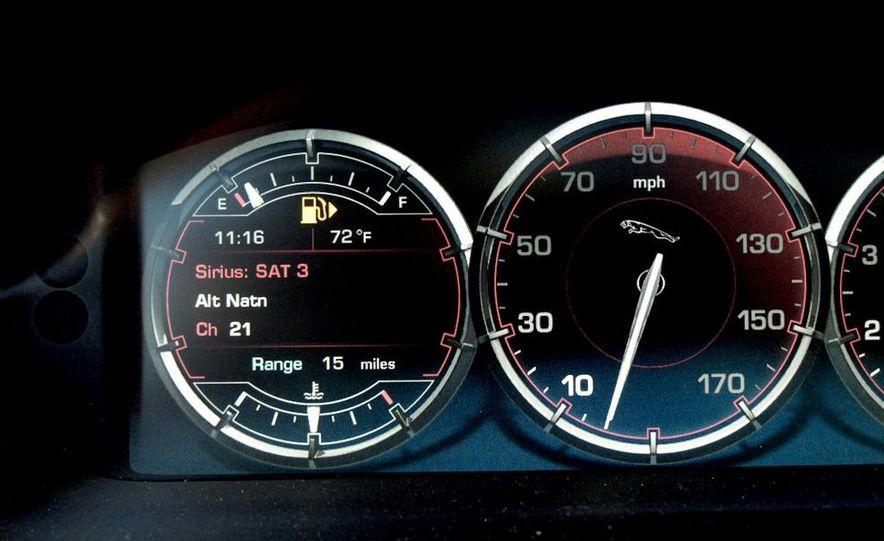 2011 Jaguar XJ Supercharged - Slide 44