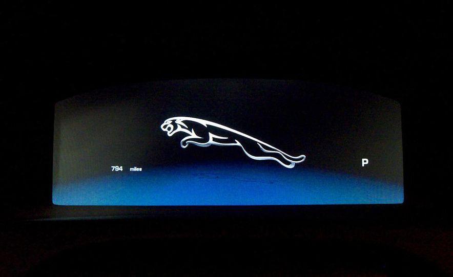 2011 Jaguar XJ Supercharged - Slide 41