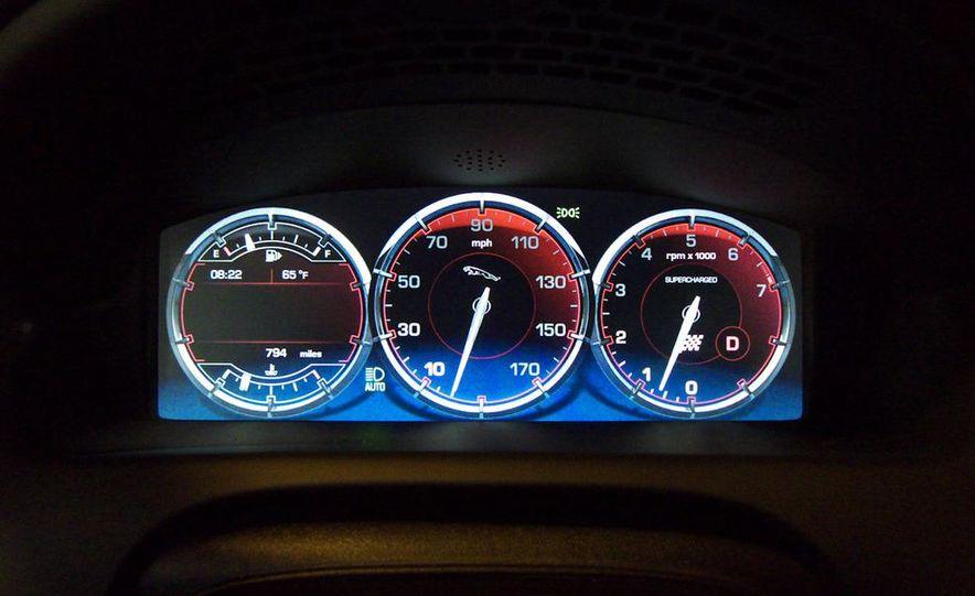 2011 Jaguar XJ Supercharged - Slide 42