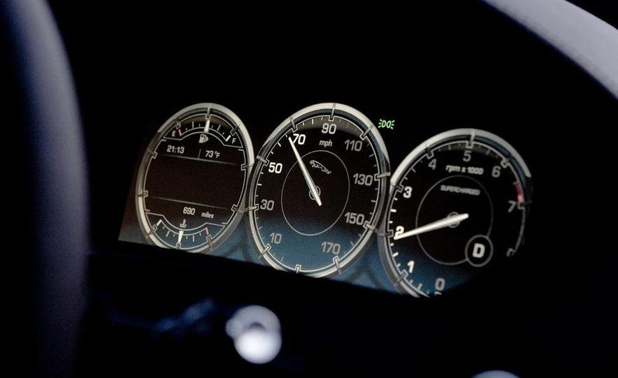 2011 Jaguar XJ Supercharged - Slide 43