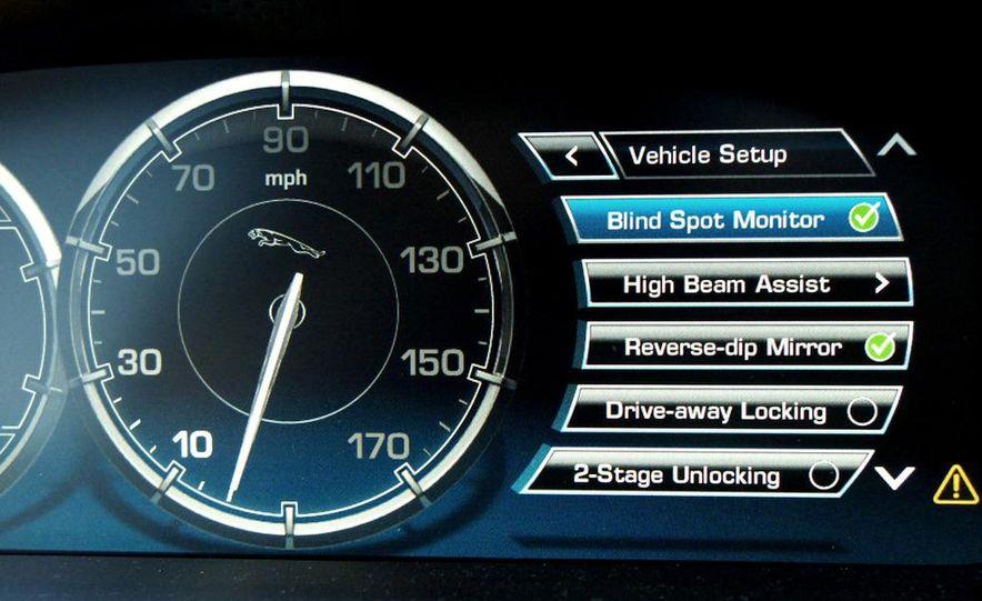 2011 Jaguar XJ Supercharged - Slide 45