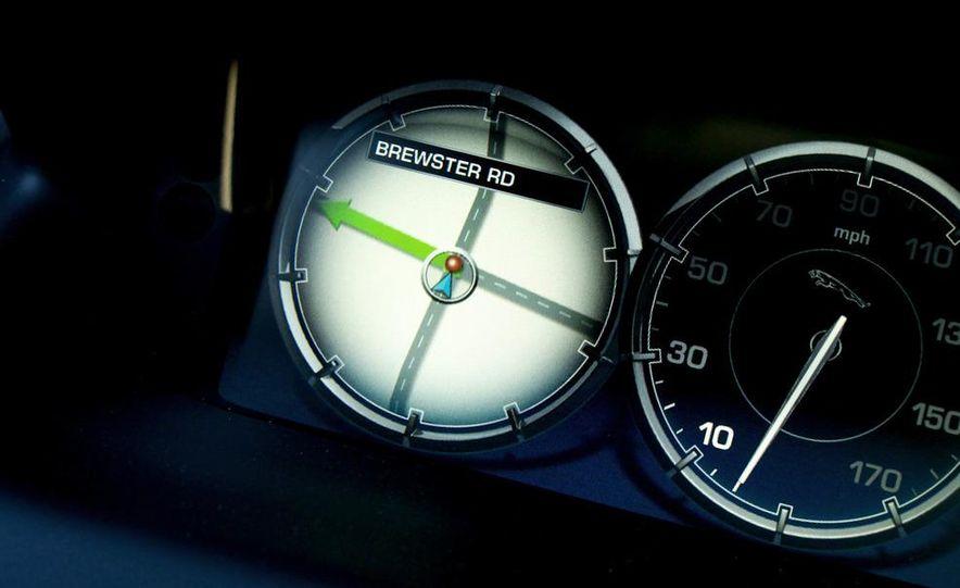 2011 Jaguar XJ Supercharged - Slide 46