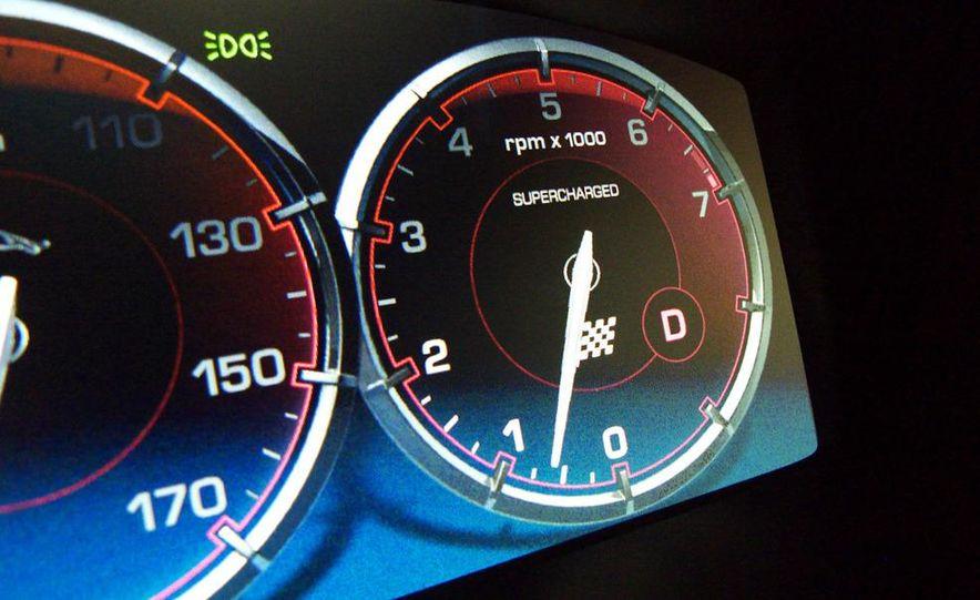 2011 Jaguar XJ Supercharged - Slide 47