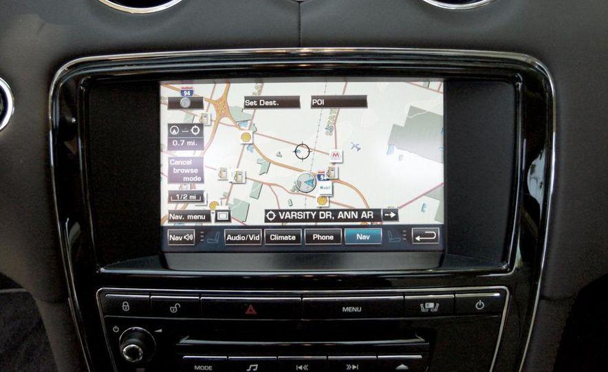 2011 Jaguar XJ Supercharged - Slide 36