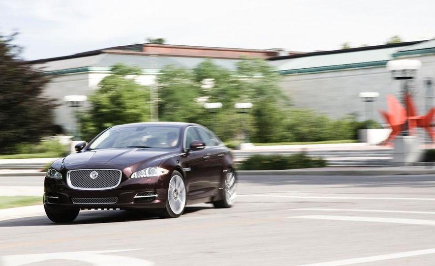 2011 Jaguar XJ Supercharged - Slide 1