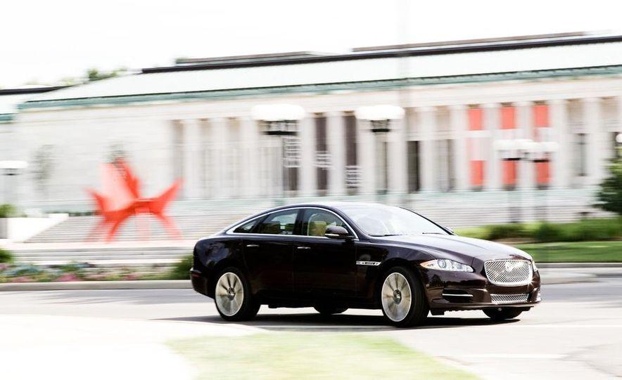 2011 Jaguar XJ Supercharged - Slide 2