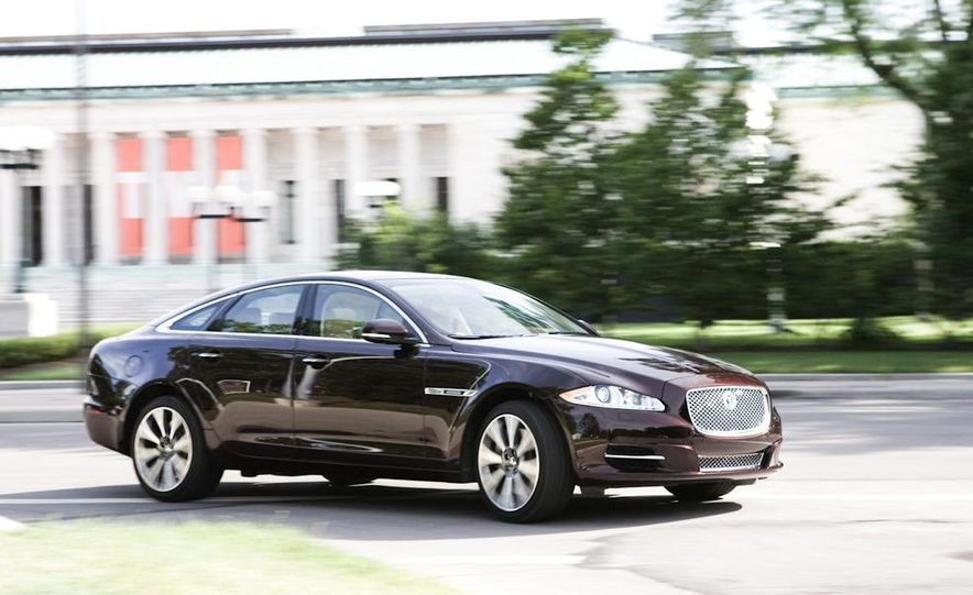 2011 Jaguar XJ Supercharged - Slide 3