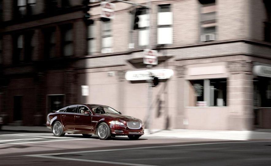 2011 Jaguar XJ Supercharged - Slide 8