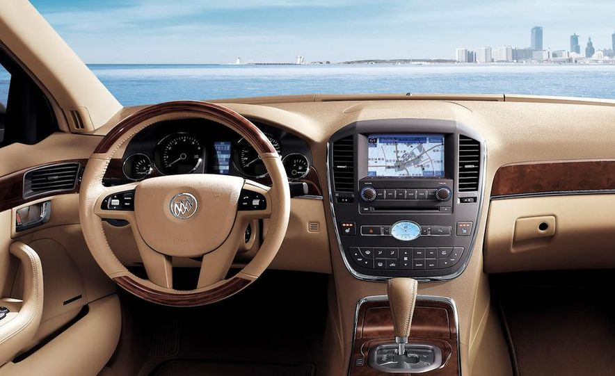 2010 Buick Excelle GT - Slide 28