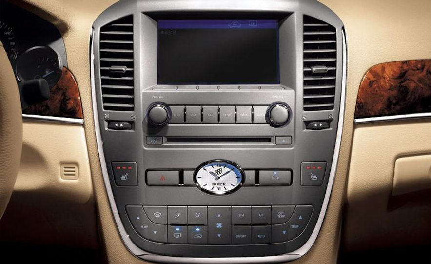 2010 Buick Excelle GT - Slide 29