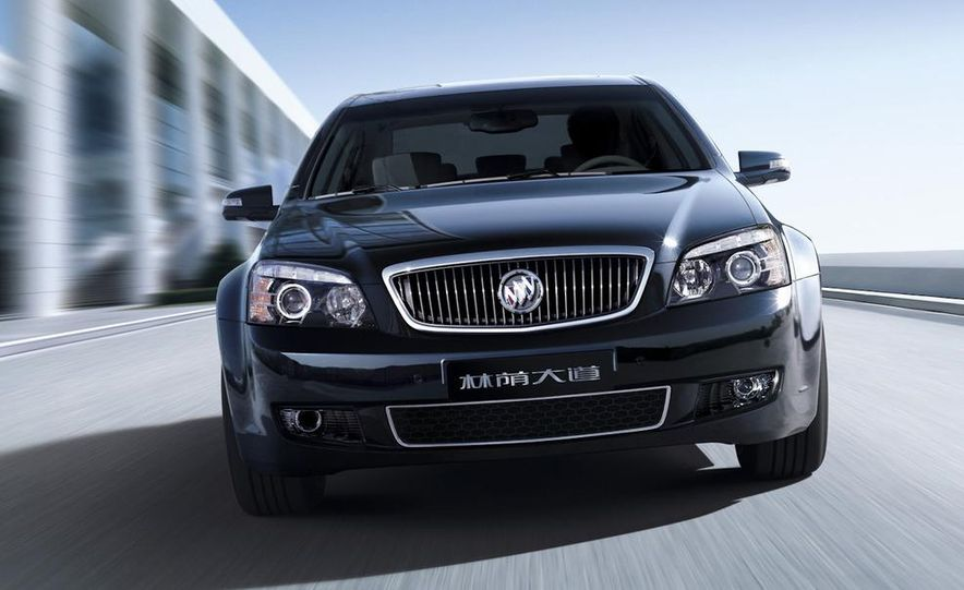 2010 Buick Excelle GT - Slide 24
