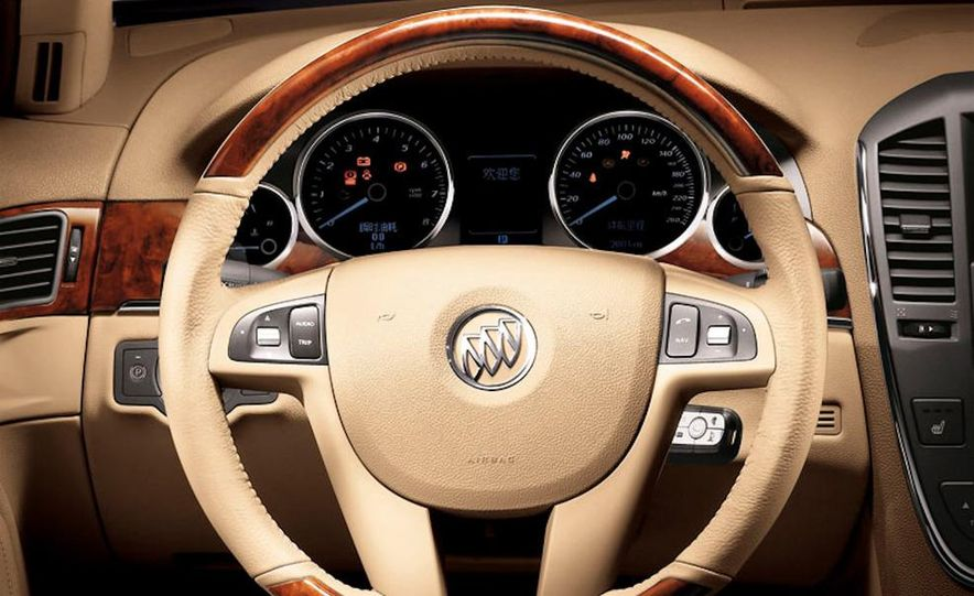 2010 Buick Excelle GT - Slide 27