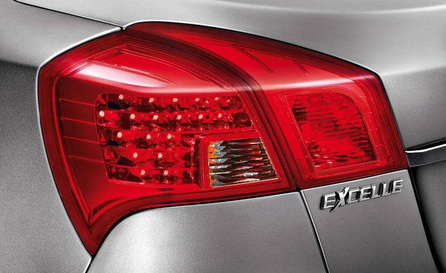 2010 Buick Excelle GT - Slide 18