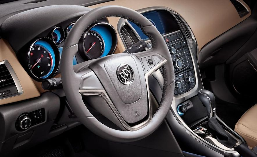 2010 Buick Excelle GT - Slide 8