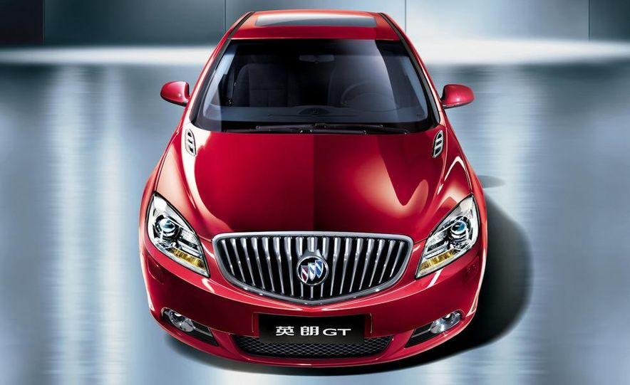 2010 Buick Excelle GT - Slide 10