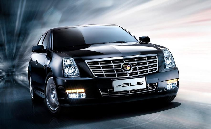 2010 Buick Excelle GT - Slide 54