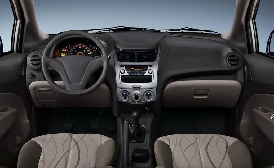 2010 Buick Excelle GT - Slide 45