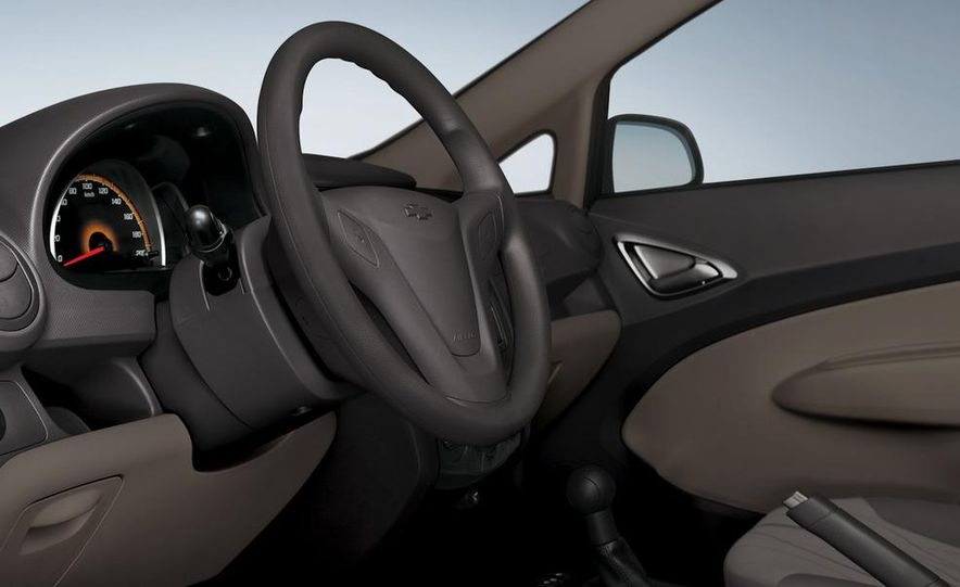 2010 Buick Excelle GT - Slide 44