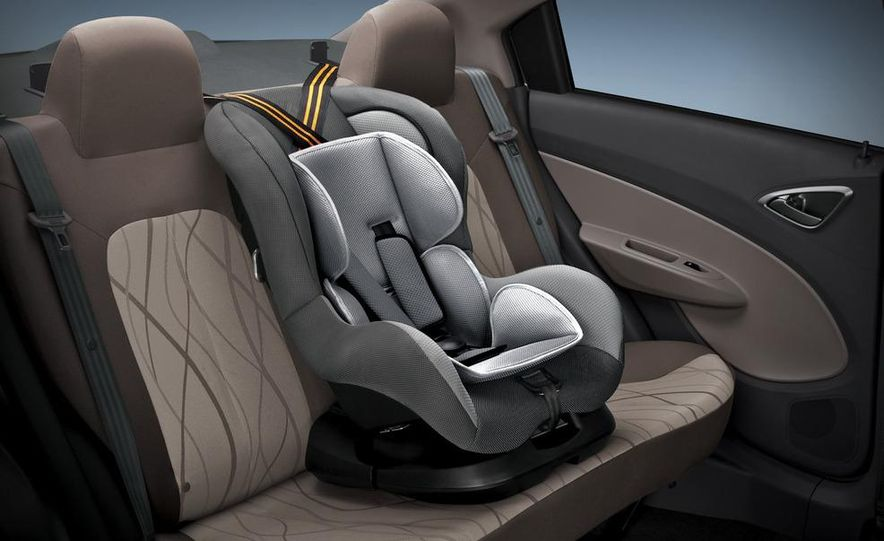 2010 Buick Excelle GT - Slide 49