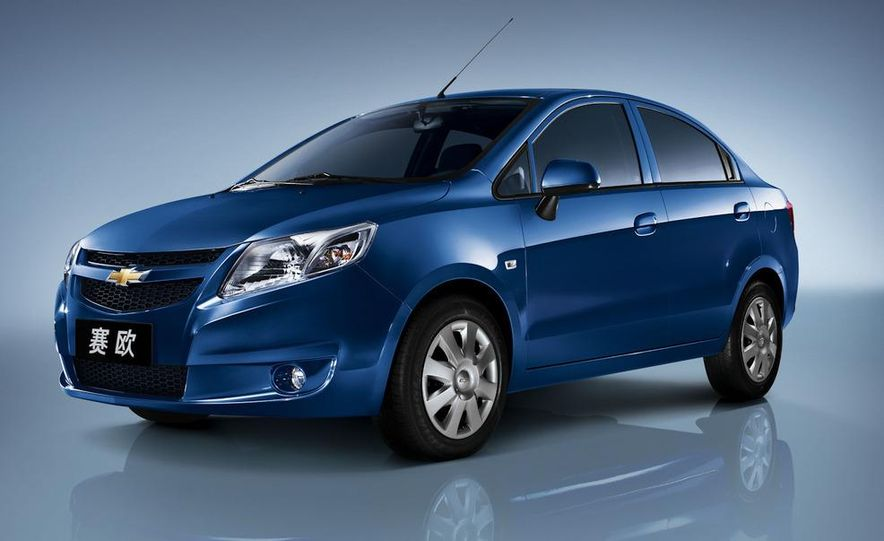 2010 Buick Excelle GT - Slide 36