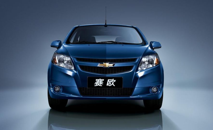 2010 Buick Excelle GT - Slide 37