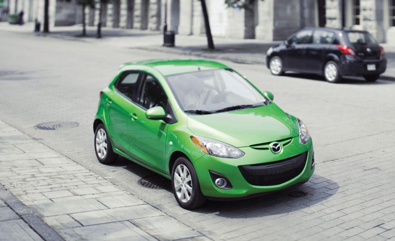 2011 Mazda 2 Touring