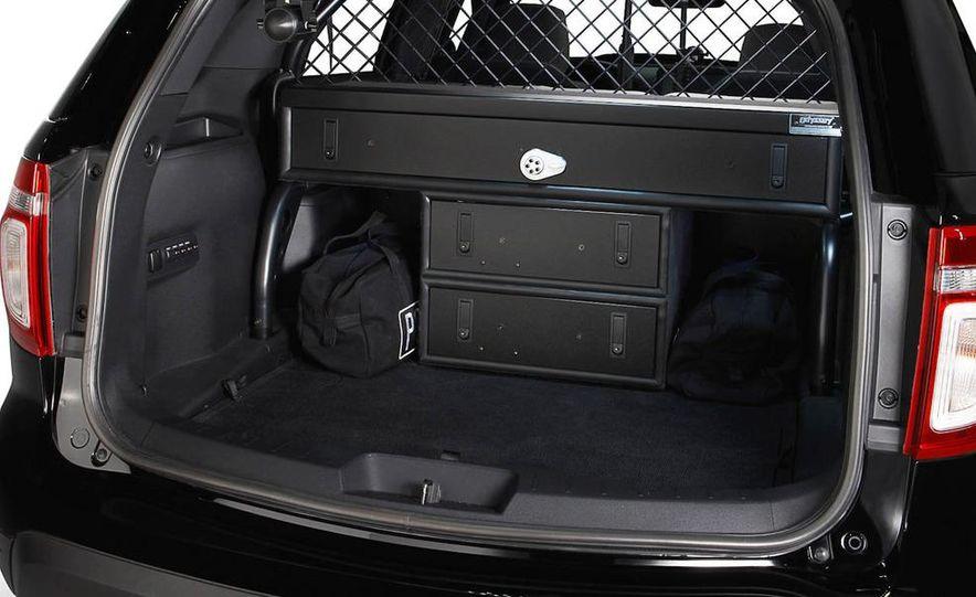 2012 Ford Explorer Police Interceptor Utility - Slide 30