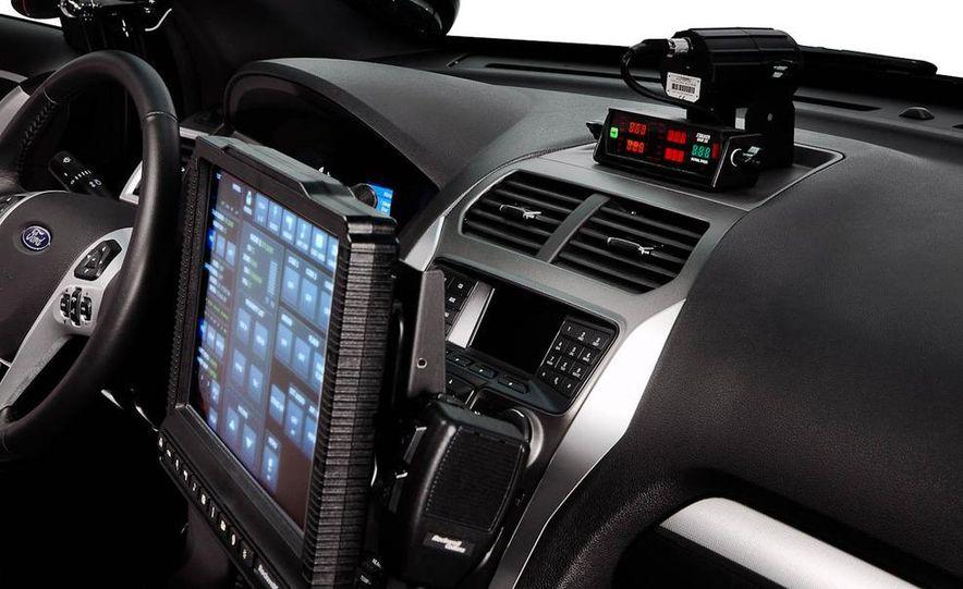 2012 Ford Explorer Police Interceptor Utility - Slide 27