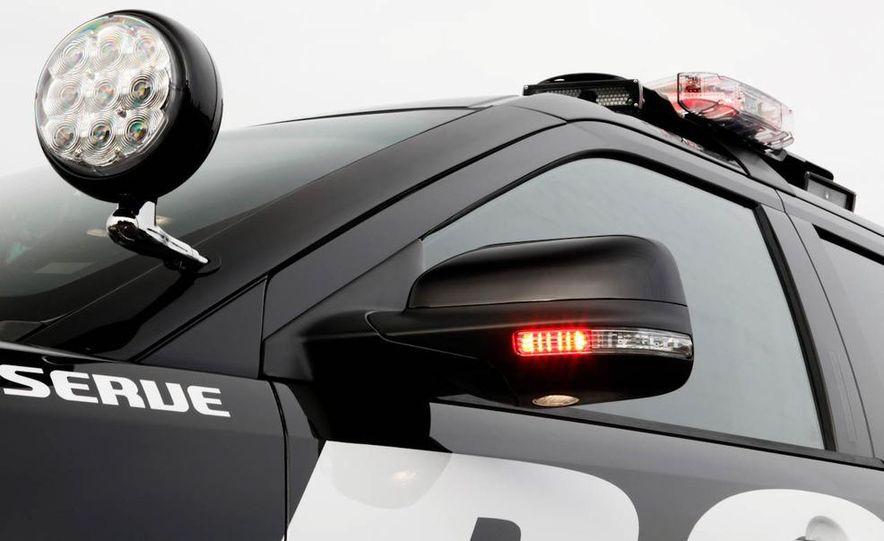 2012 Ford Explorer Police Interceptor Utility - Slide 16