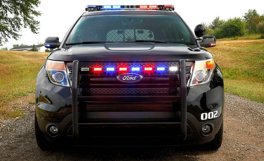 2012 Ford Explorer Police Interceptor Utility - Slide 7