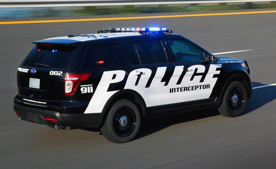 2012 Ford Explorer Police Interceptor Utility - Slide 5