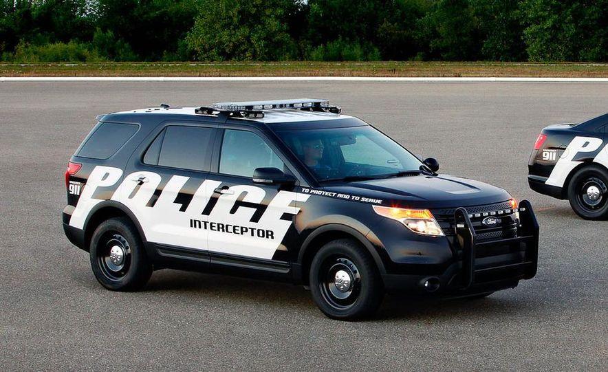 2012 Ford Explorer Police Interceptor Utility - Slide 2